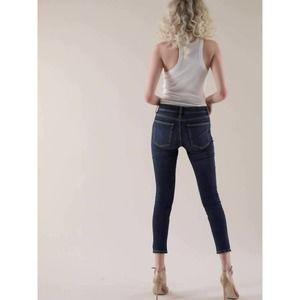 Current Elliott Stiletto Skinny Jeans Size 25